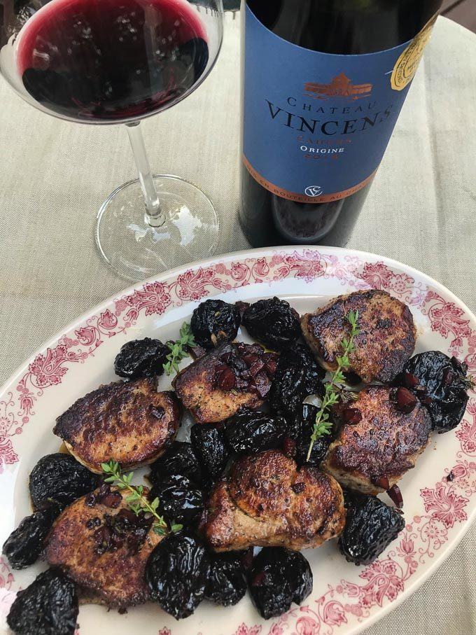 Flavors of Fall Paired with Cahors Malbec