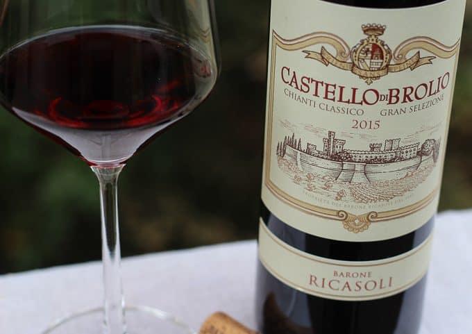 Castello Di Brolio Chianti Classico DOCG Gran Selezione