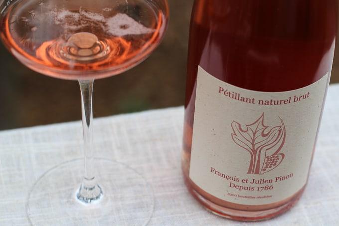 Francois Pinon Pét-Nat Rosé