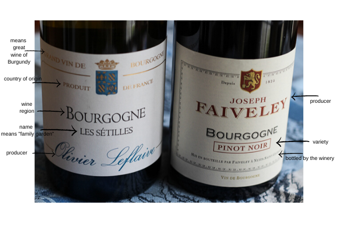 Decoding the French Wine Label