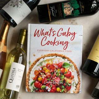 Tasting California: Cookbook Tour Paired with California Wines