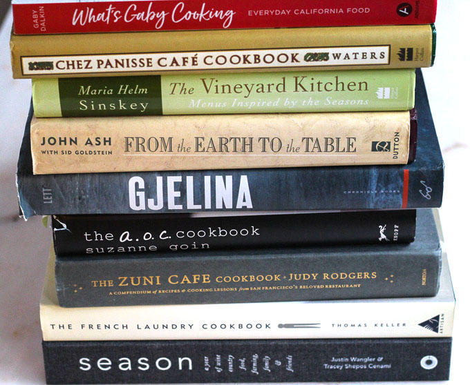 California Cookbooks