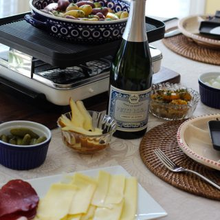 Raclette Paired with Savoie Wines