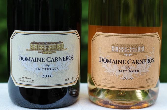 Domaine Carneros Sparkling Wines