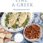 feasting Like a Greek