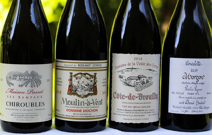 Cru Beaujolais: Tasting and Food Pairings