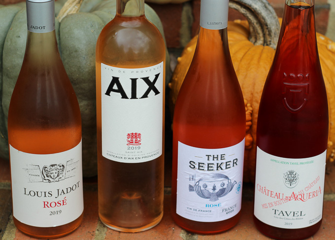 French Rosé Wines