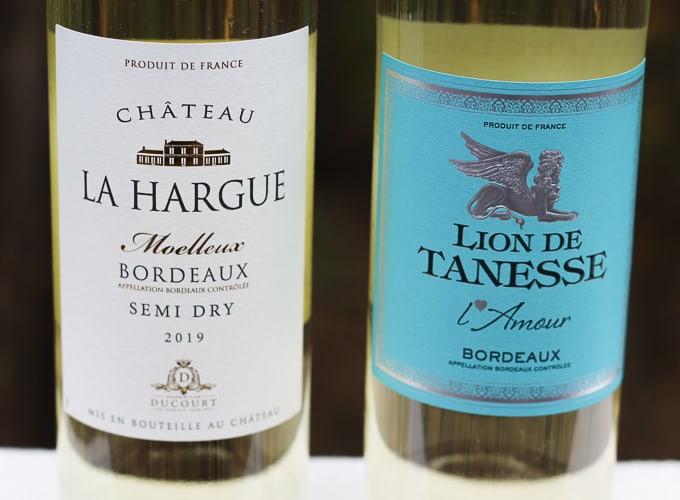 Vin Moelleux Bordeaux Wines