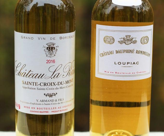 Vin Liquoreux Bordeaux Wines