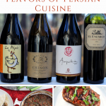 Cabernet Franc Paired with Flavors of Persian Cuisine