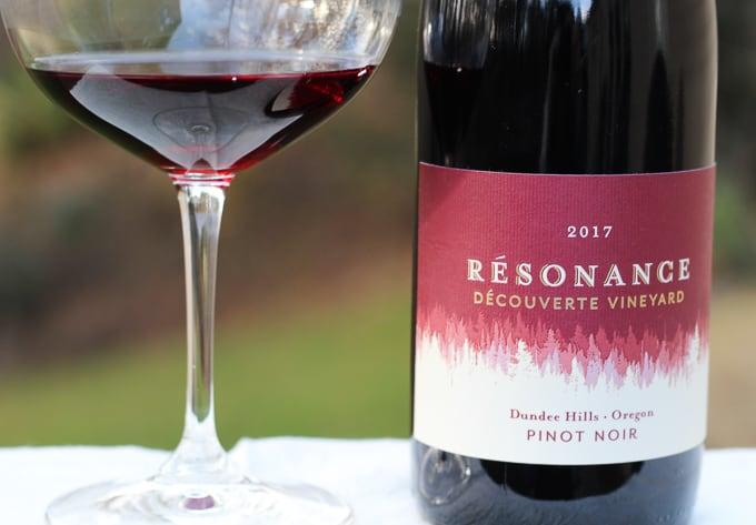 2017 Résonance Découverte Vineyard Dundee Hills, Oregon Pinot Noir