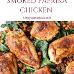 Sheet-Pan Smoked Paprika Chicken