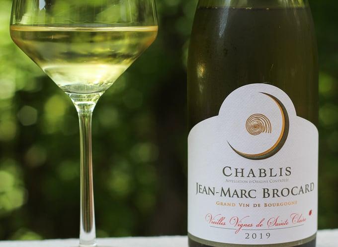 Jean March Brocard Chablis