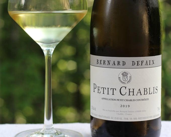 Bernard Defaix Petit Chablis