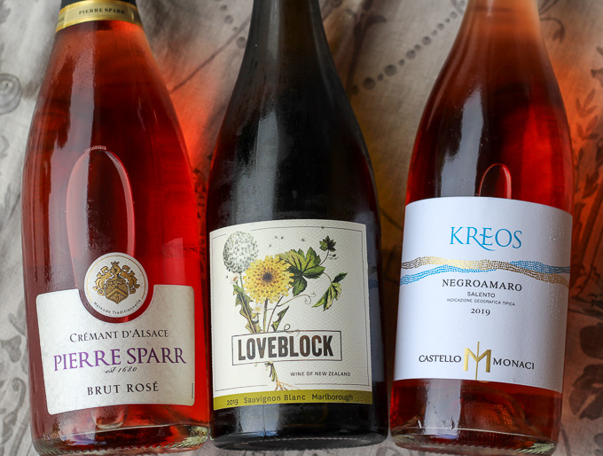 Wines to Pair with Middle Eastern Flavors