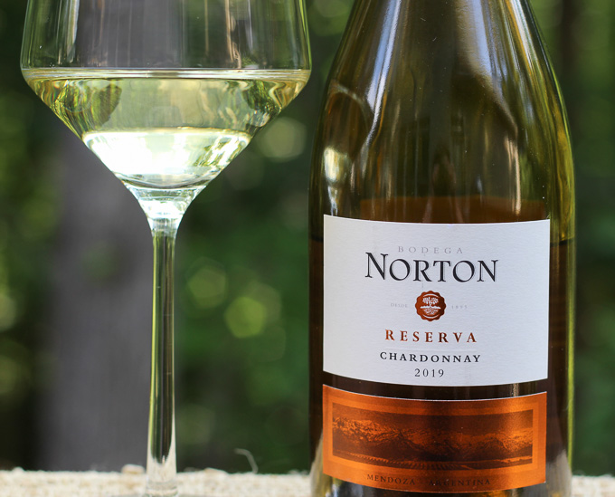 Bodega Norton Reserva Chardonnay